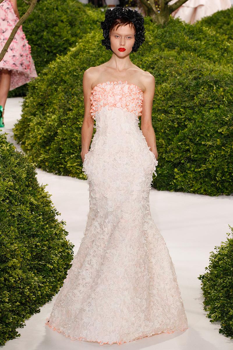 Dior ss 2013 dress