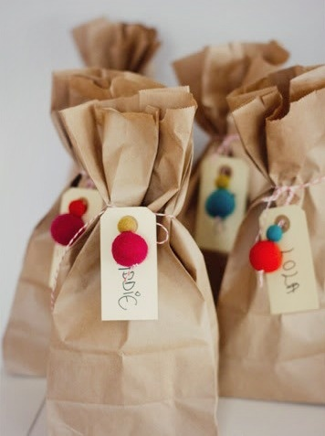 Party, paper gift bags