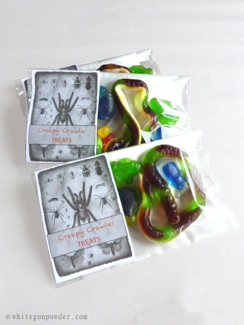 Halloween Packaging / Free Printable Labels & Tags