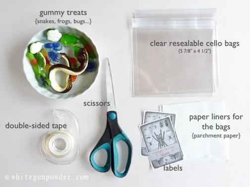 Halloween / Packaging Treats / Free Printables