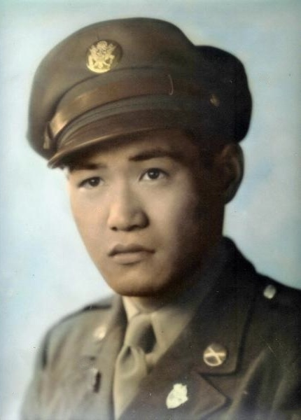 Veterans Day, Ted Miyamoto