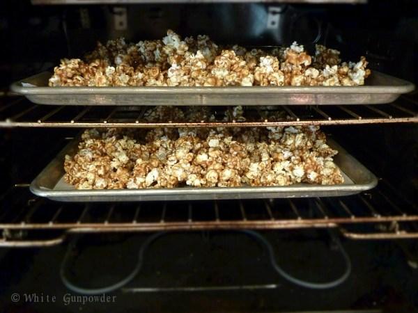 Caramel popcorn s10