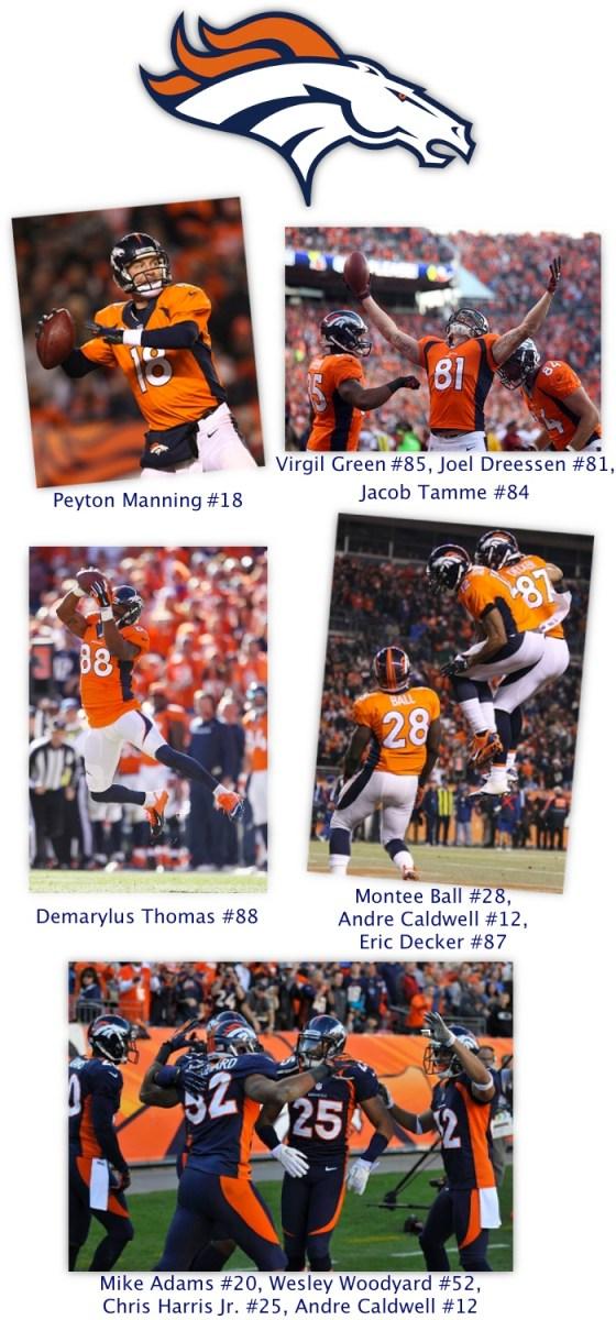 Super Bowl 48, Broncos