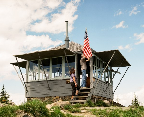 Lookout towers, Kyle Johnson photographer