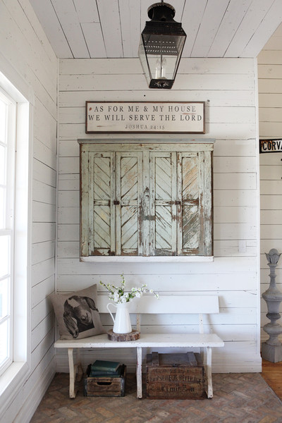 the farmhouse, Chip & Joanna Gaines