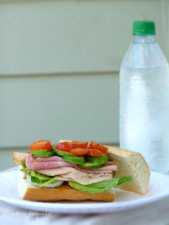 baguette / sandwich