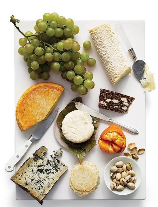 Cheese platter, Martha Stewart 3