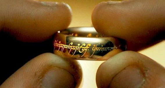 Tolkien, the Ring