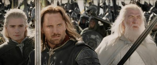 Tolkien, aragorn The Return of the King-2