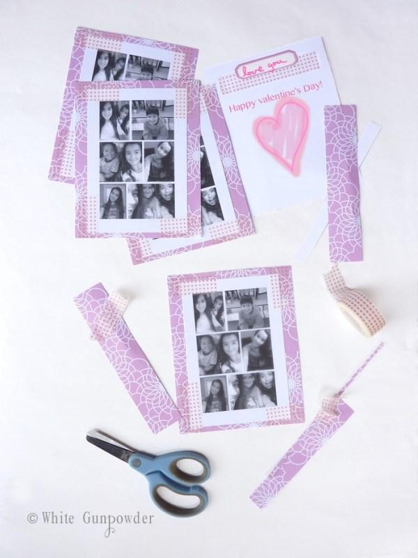 Valentine's Day cards  HGC