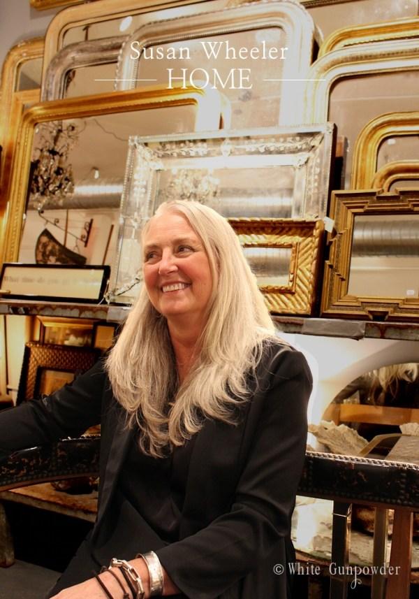 Susan Wheeler - HOME