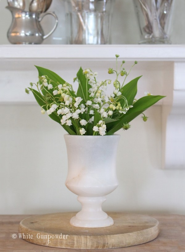 Mother's Day, lily of the valley