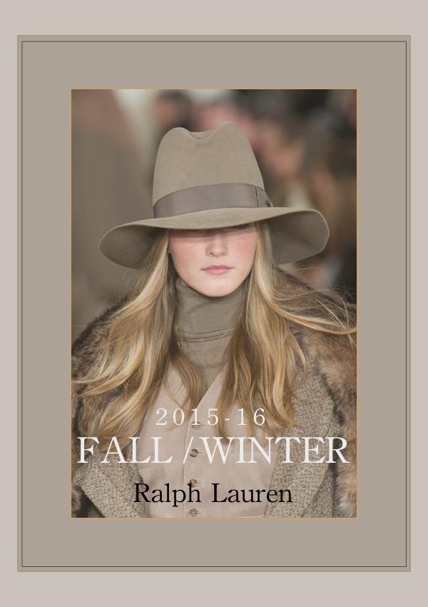 Ralph Lauren fall 2015