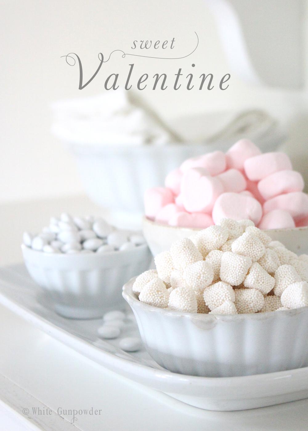 Sweet Valentine's Day Treats & Gifts - White Gunpowder