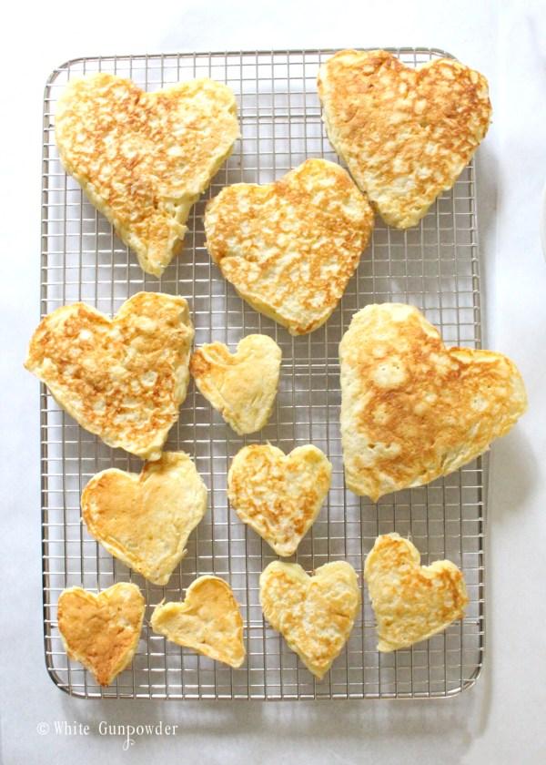 Valentine's Day, pancake breakfast