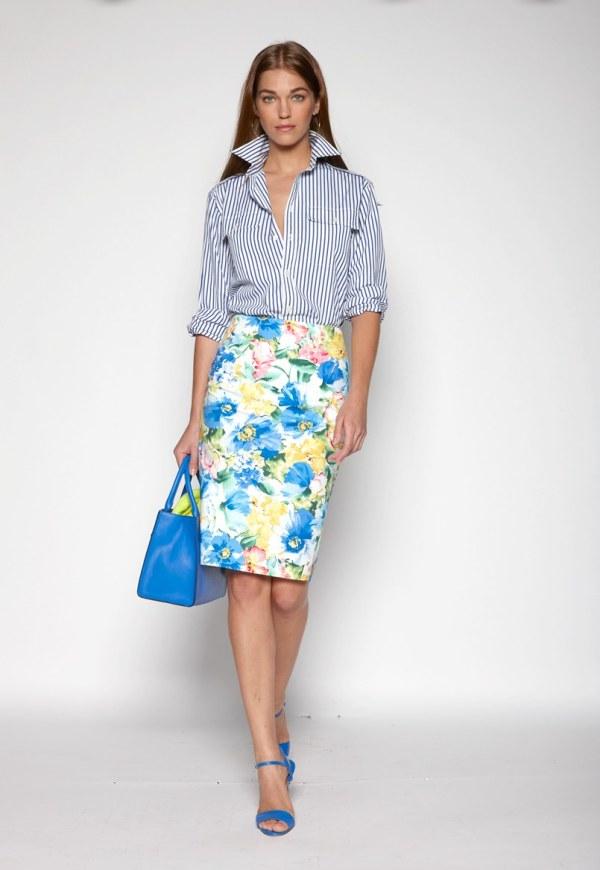 Fashion - stripes polo ralph lauren spring 2016