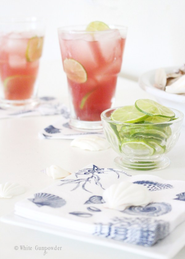 Cape Cod & Baybreeze Cocktail