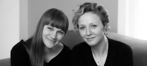 Sarah Jo Kirsch and Madeline Hildebrand