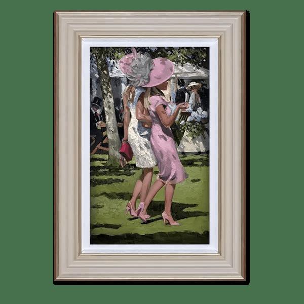 Ascot Chic I - Sherree Valentine Daines - Limited Edition