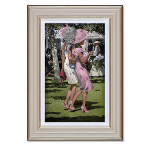 Ascot Chic I - Sherree Valentine Daines - Limited Edition