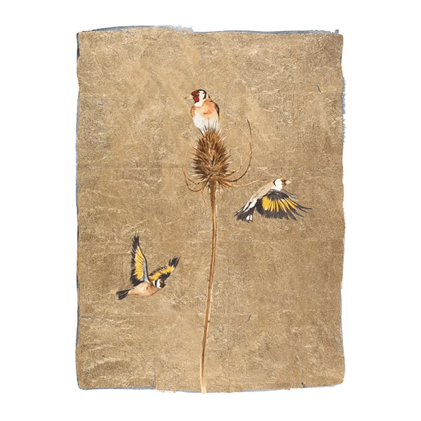 The Lost Words - Goldfinches by Jackie Morris - Limited Edition