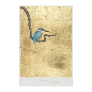 The Lost Words Kingfisher - Jackie Morris - Premium Limited Edition