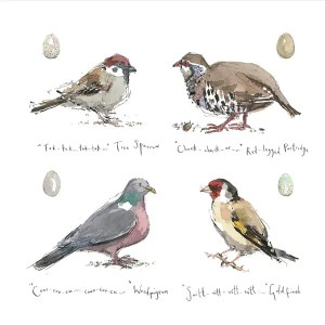 Sketchbook Farmland Birds - Madeleine Floyd - Limited Edition
