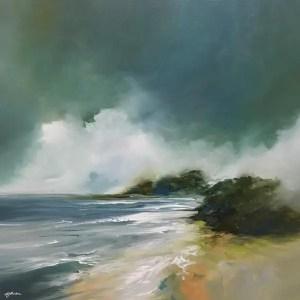 Headland - Alison Johnson - Original Artwork