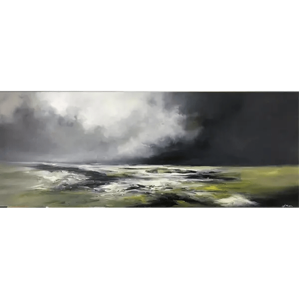 Vibrations - Alison Johnson - Original Artwork
