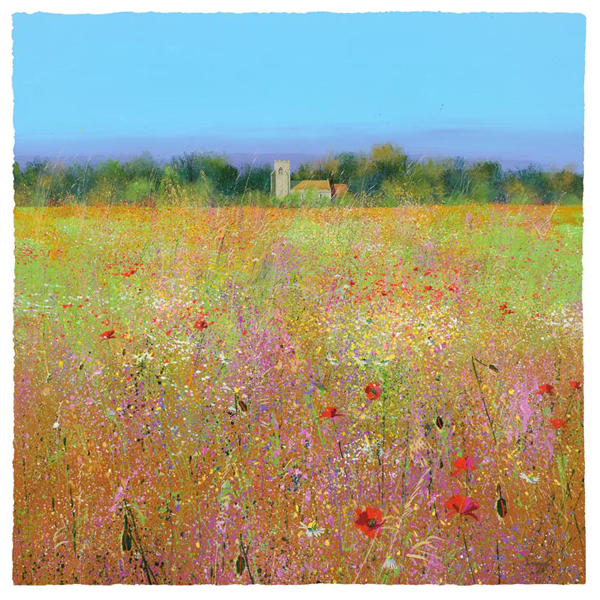 Though The Meadow - Paul Evans - Limited Edition