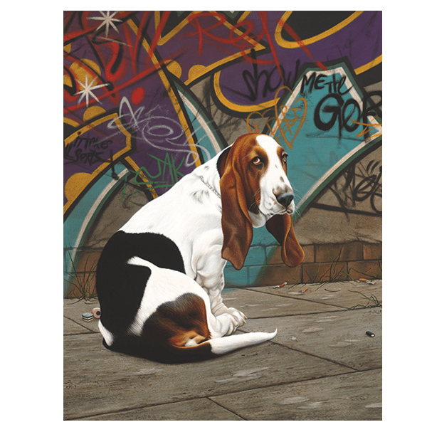 Dog End Street - Paul James - Limited Edition