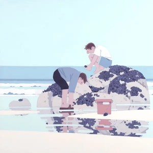 Mussel Pickers - Sasha Harding - Limited Edition