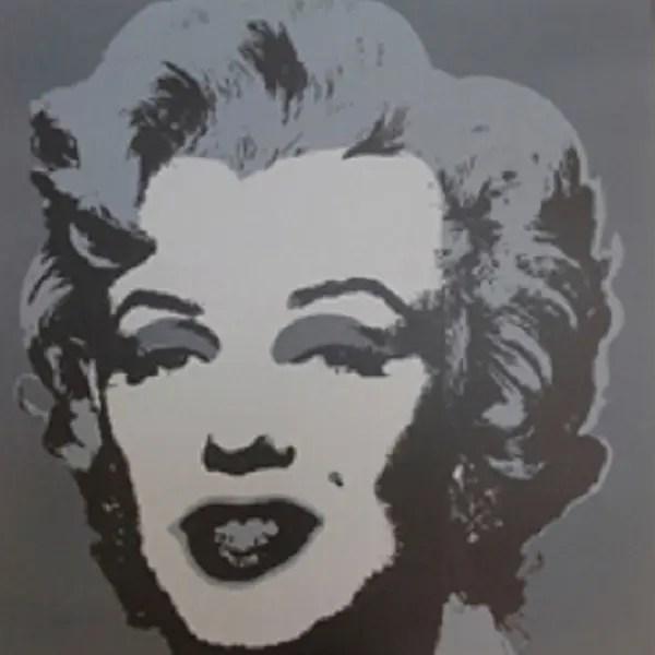 Marilyn Greys - Andy Warhol - Limited Edition