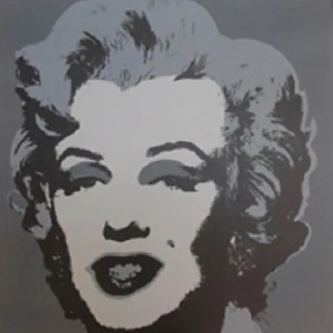 Marilyn Greys - Andy Warhol - Limited Edition