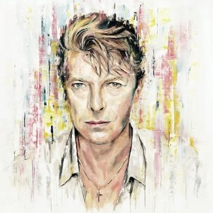 David Bowie- Leanne Gilroy - Limited Edition