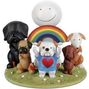 Thank you - Doug Hyde - Sculpture