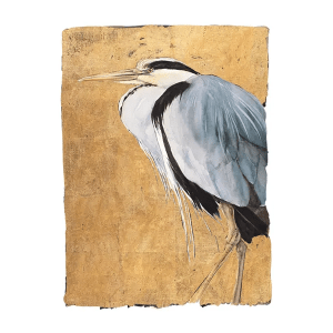 The Lost Words Heron - Jackie Morris - Premium Limited Edition