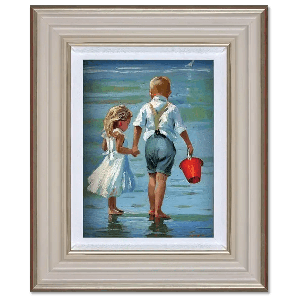 Hold On Tight - Sherree Valentine Daines - Limited Edition