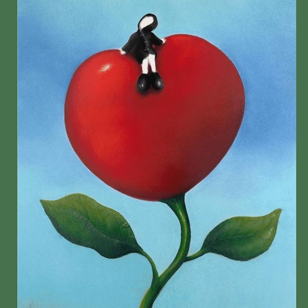 Love And Life - Mackenzie Thorpe - Limited Edition