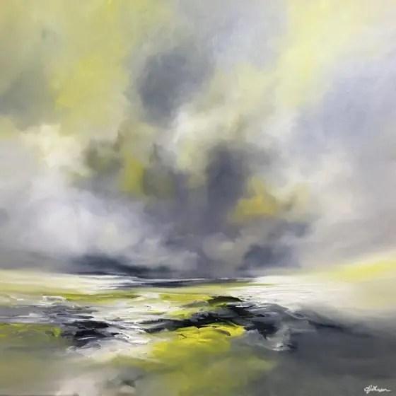 Oceans Breath - Alison Johnson - Original Artwork