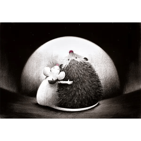 Best Friends - Doug Hyde - Limited Edition