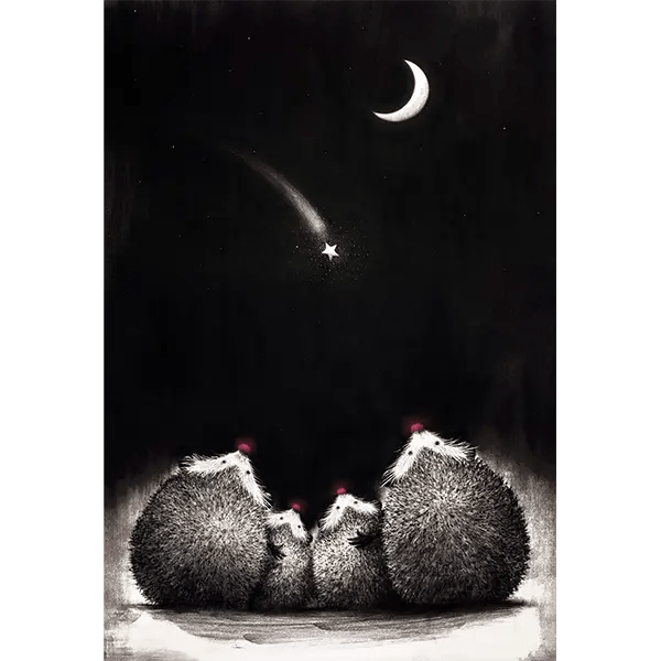 Family Night - Doug Hyde - Limited Edition
