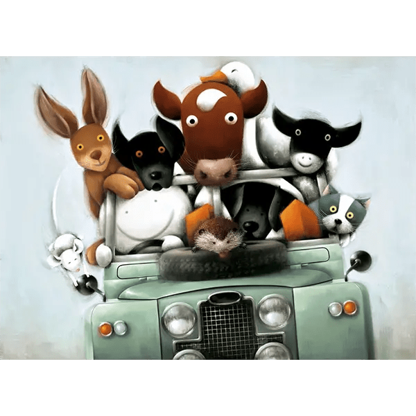 Overloaded With Love - Doug Hyde - Limited Edition