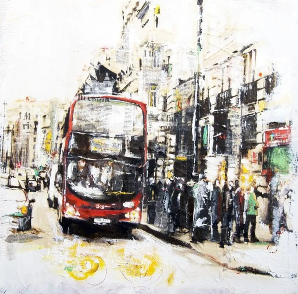 Piccadilly II - Leanne Gilroy - Limited Edition
