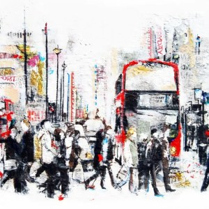 Piccadilly III - Leanne Gilroy - Limited Edition