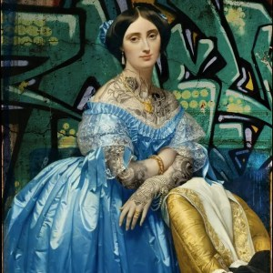 Princesse de Broglie - Slasky - Original Artwork