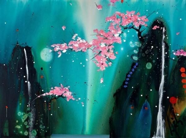 Living With You Within - Danielle O'Connor Akiyama - Original Artwork