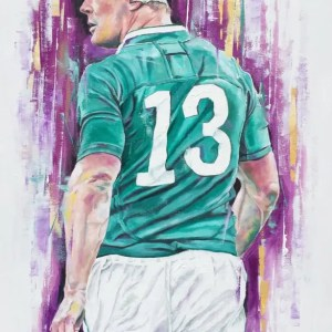 Brian O'Driscoll - Leanne Gilroy - Limited Edition