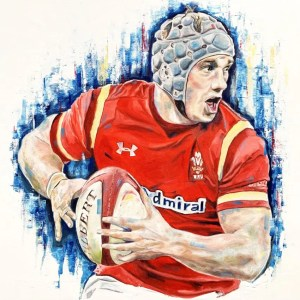 Jonathan Davies - Leanne Gilroy - Limited Edition