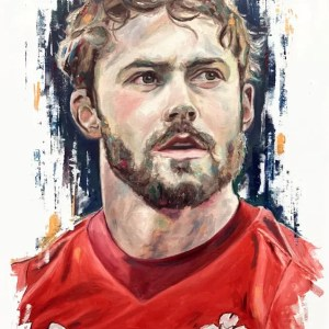 Leigh Halfpenny - Leanne Gilroy - Limited Edition